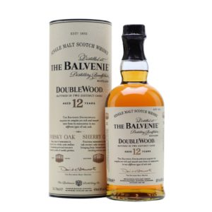 Balvenie Doublewood 12 Year Old Scotch Whisky - sendgifts.com