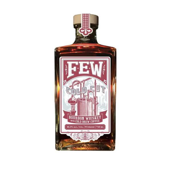 "Few ""Cold Cut"" Bourbon Whiskey With Cold Brew Coffee - sendgifts.com"
