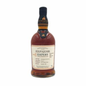 Foursquare Rum Distillery 14 Years Old Empery Rum - sendgifts.com