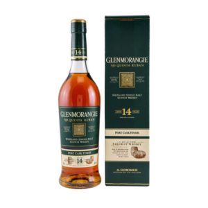 Glenmorangie 14 Year Scotch Whisky Quinta Ruban in Port Cask - Sendgifts.com