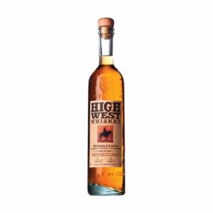 High West Rendezvous Whiskey Rye - Sendgifts.com