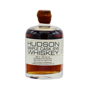 Hudson Maple Cask Rye Whiskey 750 ML - Sendgifts.com