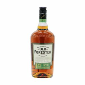 Old Forester 100 Proof Rye Whiskey 1000 ML - Sendgifts.com