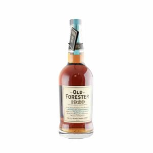 Old Forester 1920 Prohibition Style Bourbon Whiskey 115 Proof - Sendgifts.com