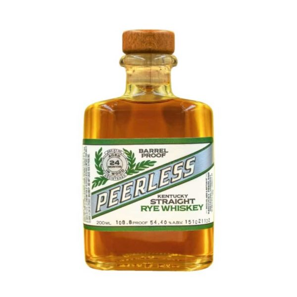 Peerless Barrel Proof Kentucky Straight Rye Whiskey 200 ML - Sendgifts.com