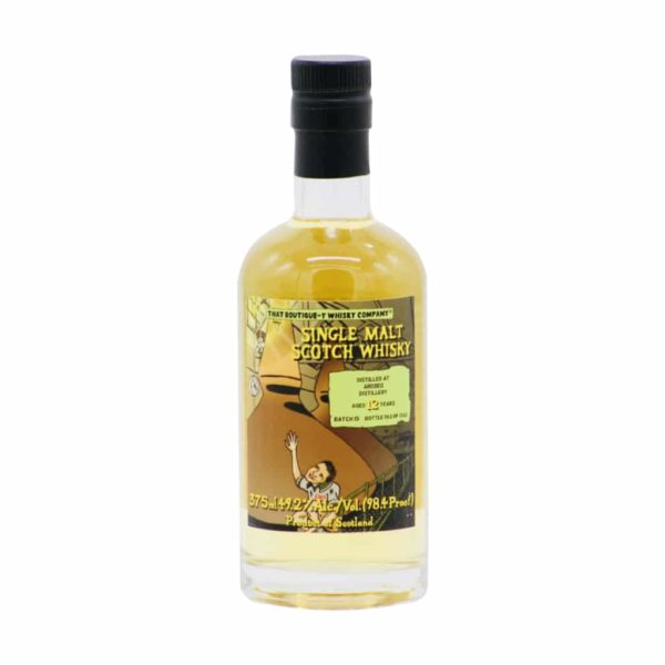 That Boutique-y Whisky Company Islay #2 25 Year Scotch Whisky 375 Ml - Sedgifts.com