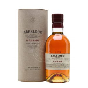 Aberlour Abunadh Single Malt Scotch Whisky Scotland 750ml - Sendgifts.com