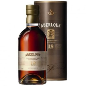 Aberlour Double Cask 18 Year Old Single Malt - Sendgifts.com