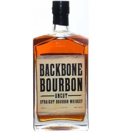 Backbone Bourbon Uncut Straight Bourbon - Sendgifts.com