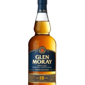 Glen Moray 18 Year Single Malt Scotch - Sendgifts.com