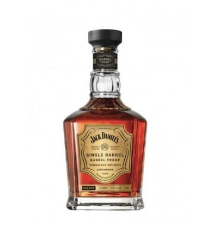 Jack Daniel's Single Barrel – Barrel Proof Whiskey - Sendgifts.com