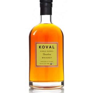 Koval Single Barrel Bourbon - Sendgifts.com