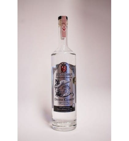 Murlarkey Divine Clarity Vodka - sendgifts.com.