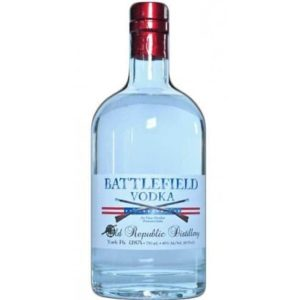 Old Republic Distilling Battlefield Vodka - sendgifts.com.