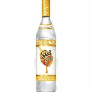 Stolichnaya Sticki Honey Vodka - sendgifts.com