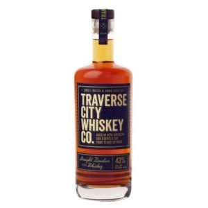 Traverse City Whiskey Co. Straight Bourbon - Sendgifts.com