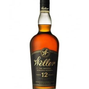 W. L. Weller 12 Year Old Kentucky Straight Wheated Bourbon - Sendgifts.com