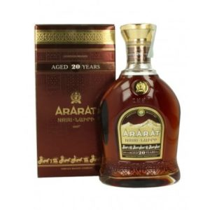 Ararat Nairi 20 Year Old Brandy - Sendgifts.com