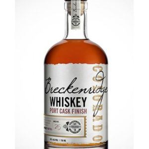 Breckenridge Port Cask Finish Whiskey - sendgifts.com