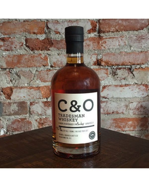 C&O Tradesman Whiskey- sendgifts.com