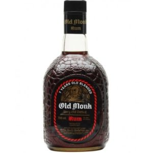 Old Monk Rum 7 Year XXX - Sendgifts.com
