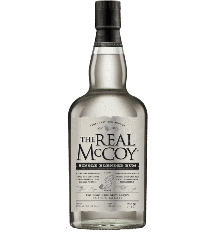 The Real Mccoy White Rum 3 Year Old - Sendgifts.com