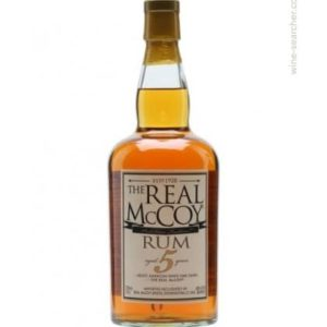 The Real Mccoy 5 Year Old Rum - Sendgifts.com