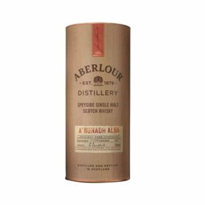 Aberlour A'Bunadh Alba Cask Strength Scotch - Sendgifts.com