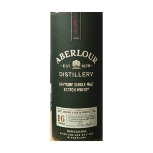 Aberlour Double Cask Matured Single Malt Scotch Whisky 16 year old - Sendgifts.com