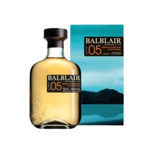 Balblair Highland Single Malt Scotch Whisky 2005 - Sendgifts.com