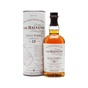 Balvenie Single Barrel Single Malt Scotch Whisky 15 year old - Sendgifts.com