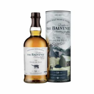 Balvenie Week of Peat 14 year old - Sendgifts.com