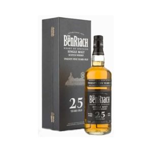 BenRiach Single Malt Scotch Whisky 25 year old - Sendgifts.com