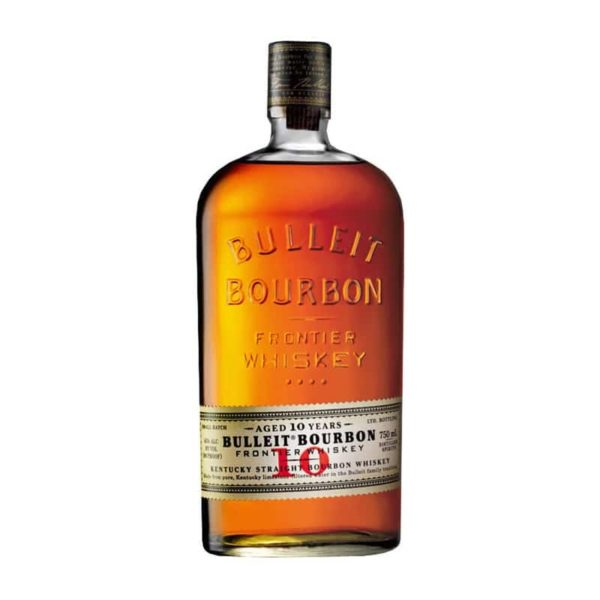 Bulleit Frontier Bourbon Whiskey 10 year old - Sendgifts.com