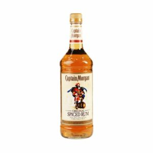 Captain Morgan Original Spiced Rum 1L - Sendgifts.com