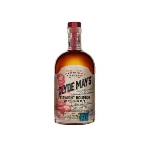 Clyde May's Straight Bourbon Whiskey - Sendgifts.com