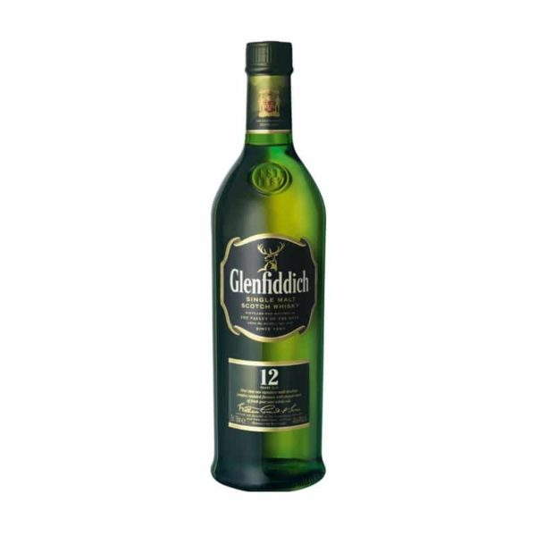 Glenfiddich Single Malt Scotch Whisky 12 year old - Sendgifts.com