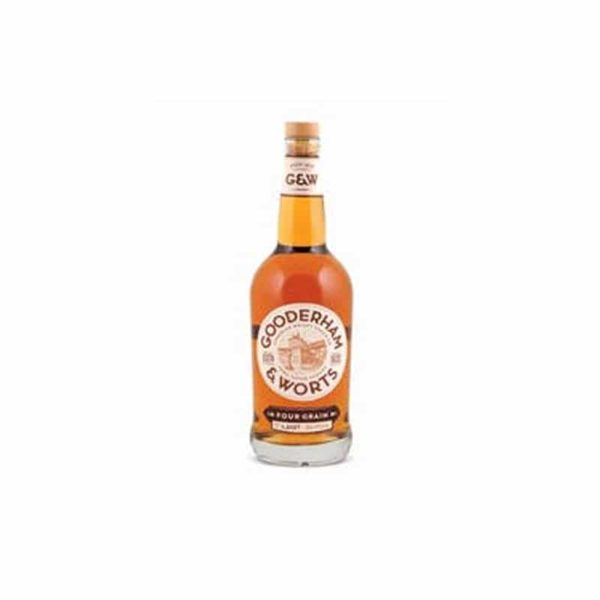 Gooderham & Worts Gooderham & Worts Whisky 750 Ml - Sendgifts.com
