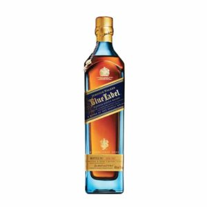 Johnnie Walker Blue Label Blended Scotch Whisky- Sendgifts.com