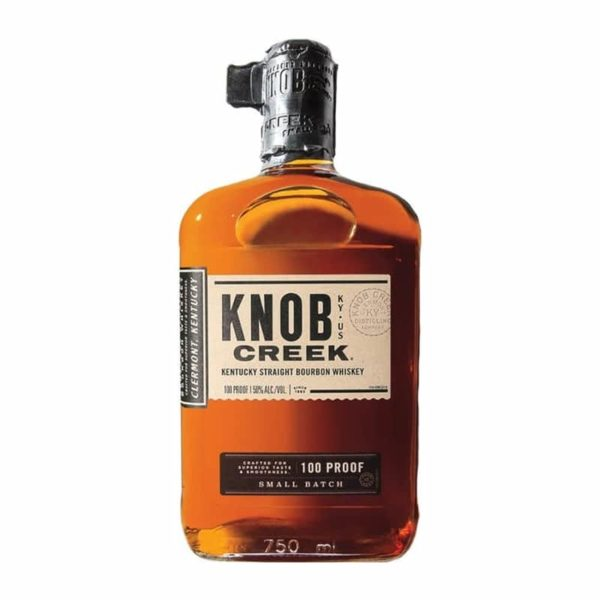 Knob Creek Kentucky Straight Bourbon Whiskey - Sendgifts.com