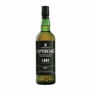 Laphroaig Lore Single Malt Scotch Whisky - Sendgifts.com