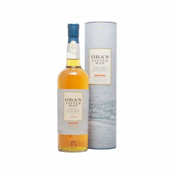 Oban Little Bay Single Malt Scotch Whisky - Sendgifts.com