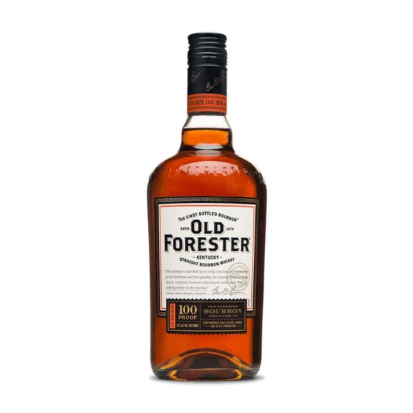 Old Forester Kentucky Straight Bourbon Whisky 100 Proof - Sendgifts.com