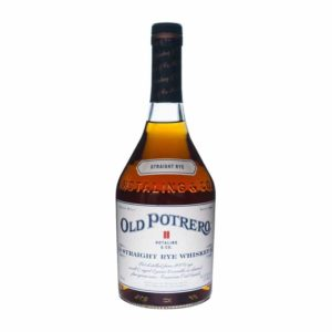 Old Potrero Single Malt Straight Rye Whiskey - Sendgifts.com
