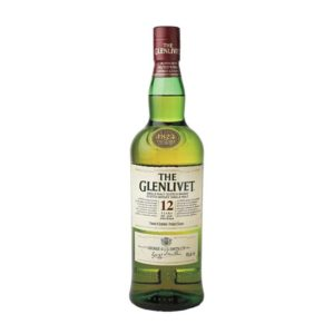 The Glenlivet Single Malt Scotch Whisky 12 year old - Sendgifts.com