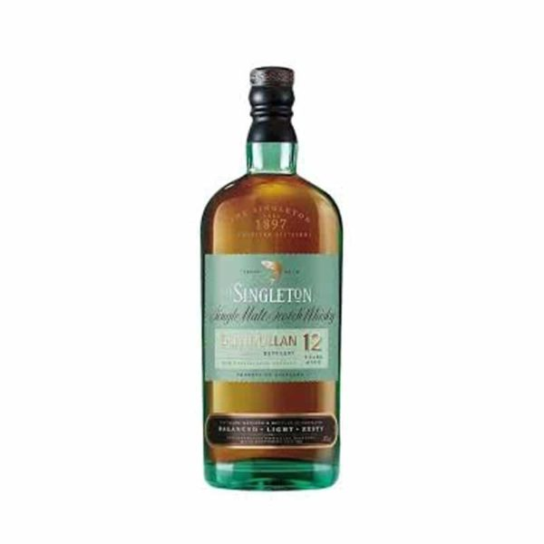 The Singleton Single Malt Scotch Whisky of Glendullan 12 year old - Sendgifts.com