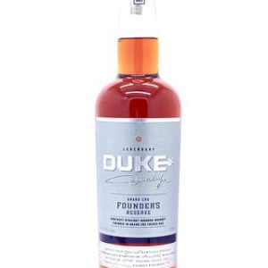 Duke Founder's Reserve Grand Cru 110 Proof Bourbon- Sendgifts.com