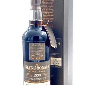 GlenDronach Vintage 1993 24 Year Old Single Malt/Cask Scotch Whisky - Sendgifts.com