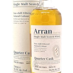 "The Arran Quarter Cask ""The Bothy"" Single Malt Scotch Whisky - Sendgifts.com"
