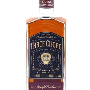 "Three Chord ""Strange Collaboration"" Bourbon Barrel Proof - Sendgifts.com"